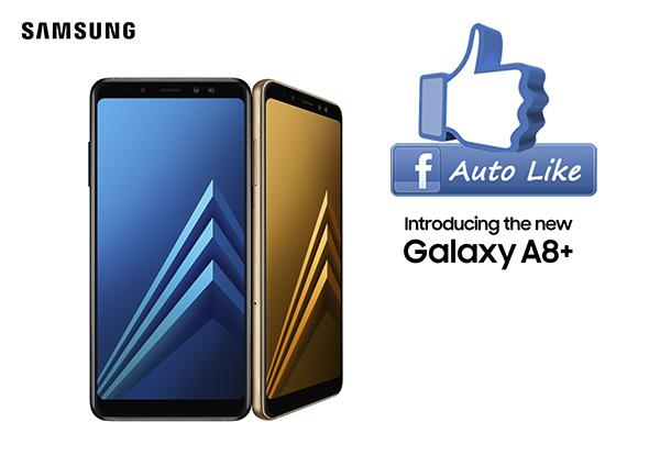 sí-AutoLike-redes-sociales-Samsung