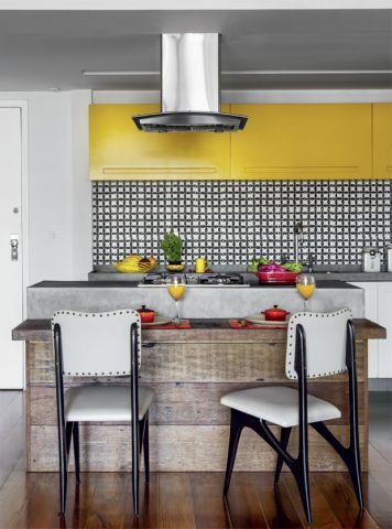 Construindo minha casa clean cozinhas modernas mais for Pintura azulejos barata