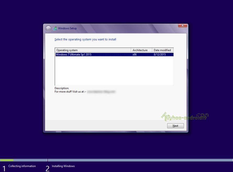 Windows 7 Utlimate 32 bit