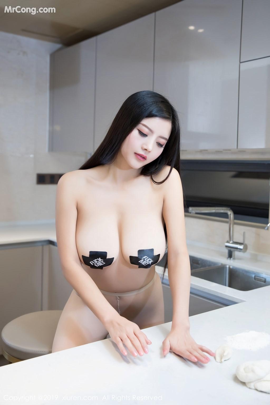 Image XIUREN-No.1321-Mieko-MrCong.com-003 in post XIUREN No.1321: Mieko (林美惠子) (31 ảnh)