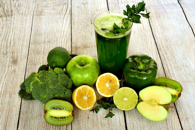 Ingredients for Detox Drinks