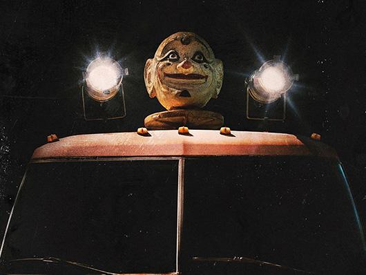Primer póster oficial de '31', escrita y dirigida por Rob Zombie