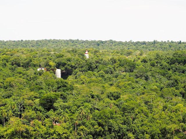 Dschungel Iguazu Wasserfälle