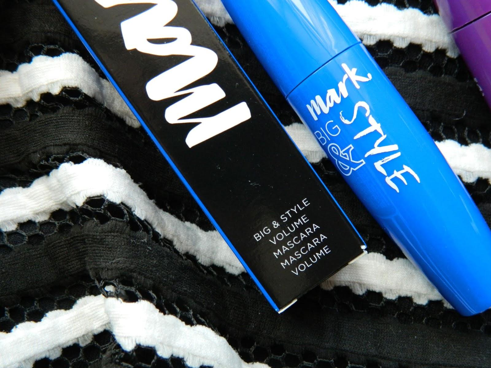 Avon Mark: 'Big & False Lash' and 'Big & Style'