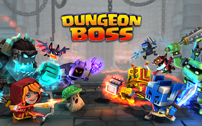 Download Game Android Gratis Dungeon Boss apk
