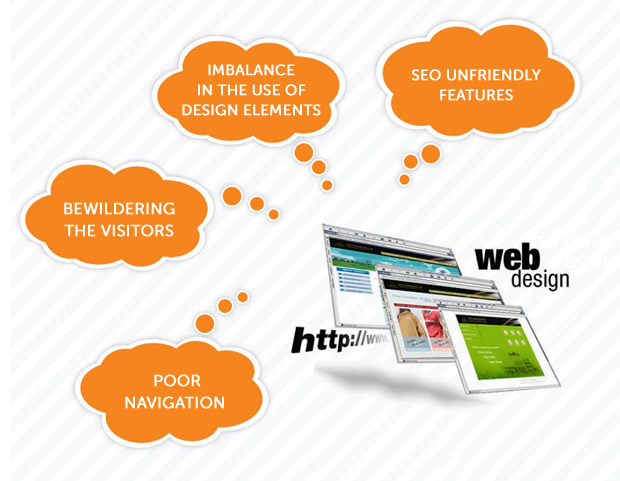 Say No To These Mistakes of Web Design