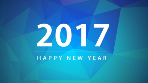 Happy New Year 2017 for friends and family messages:
