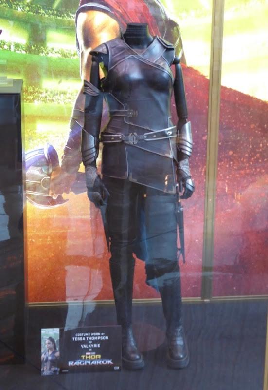 Tessa Thompson Thor Ragnarok Valkyrie film costume
