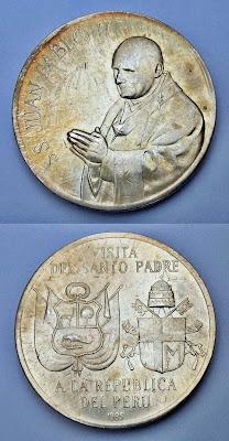 Visita de Juan Pablo II a Perú 1985