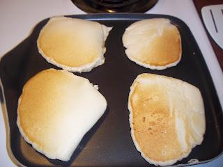Resep Pancake Sederhana Susu Telur Baking Powder Tanpa Mixer Margarin Pengembang Praktis Enak