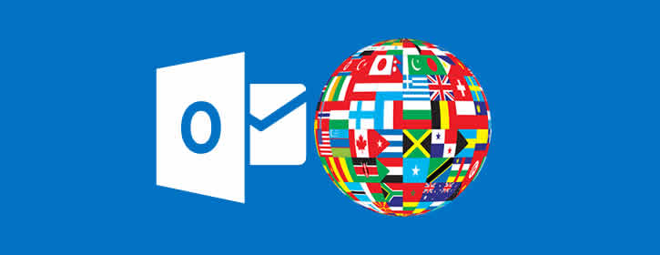 Como alterar/mudar o idioma do Outlook ou Hotmail