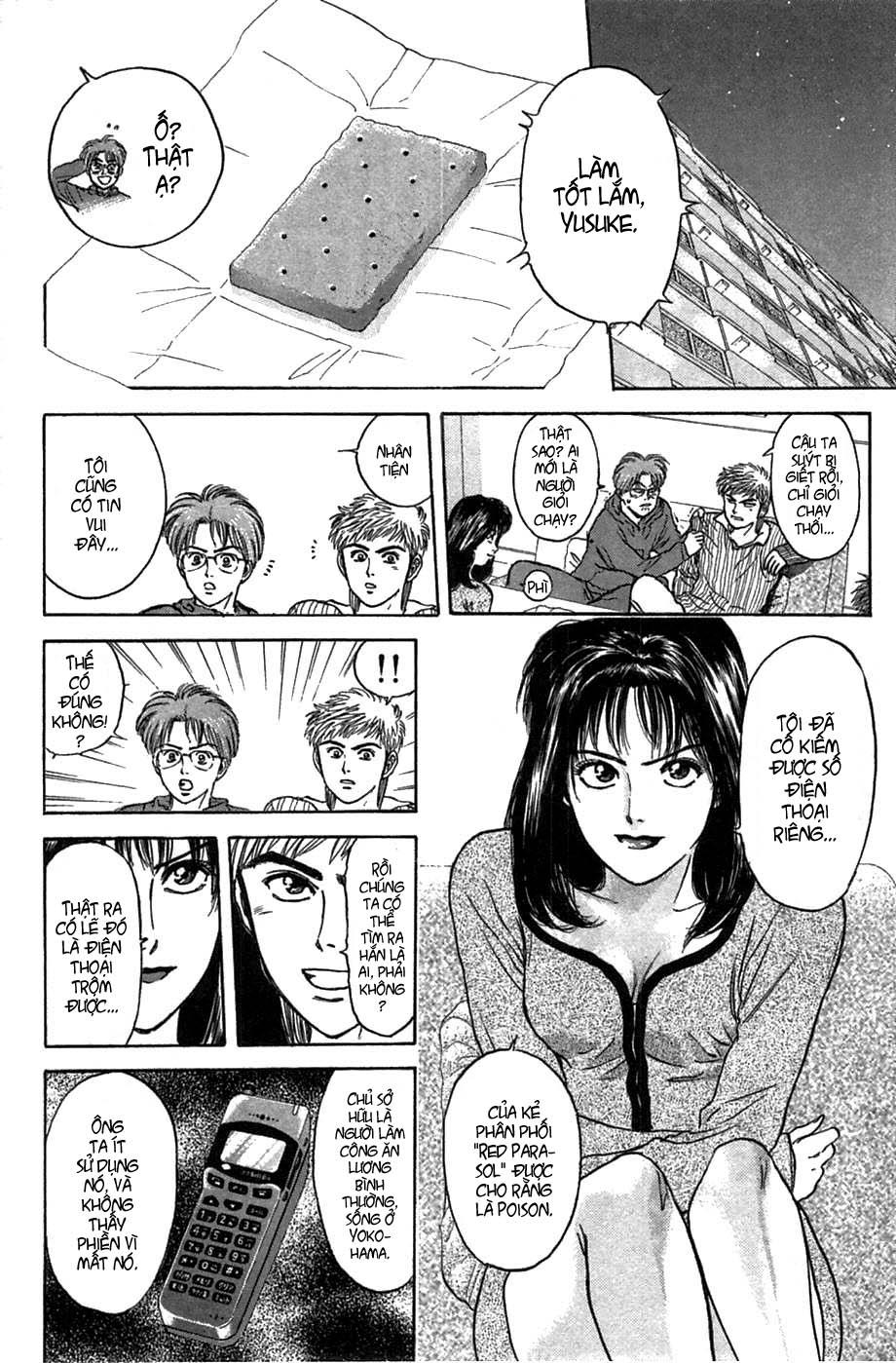 Psychometrer Eiji chapter 38 trang 9