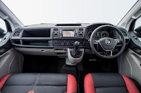 Volkswagen Transporter Kombi Sportline (2017) Dashboard