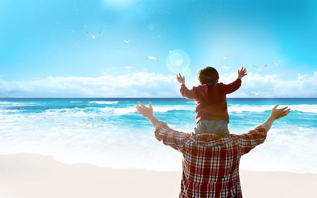 Happy Fathers Day SMS Wishes Quotes From Wife To My Hubby