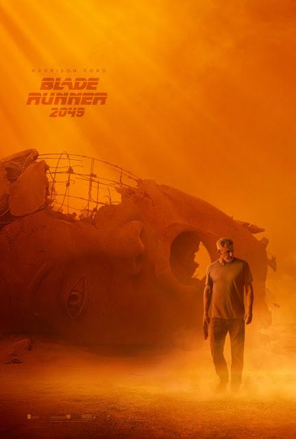 Blade Runner 2049 Poster Ford