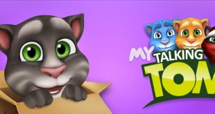 Downoad My Talking Tom v2.5.2 Apk cover