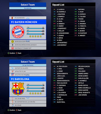 PES 2017 Unofficial Update PTE 2017  by tauvic99 Season 2017/2018
