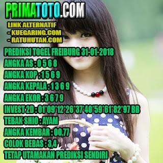 hongkongpools - FREIBURG 31-01-2018