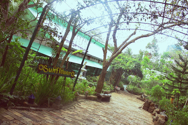 sonya's secret garden tagaytay bed and breakfast