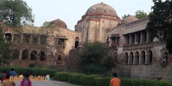 Hauz-Khas-Delhi
