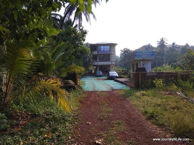 Hotel Sea Land – Our Ladghar Beach Stay