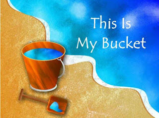 This is my Bucket book