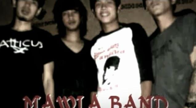 mawla band menunggu