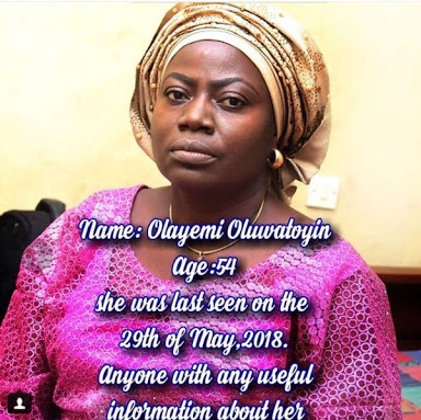 Help! Her Mum Left Abuja To Lagos Since May & Has Not Return