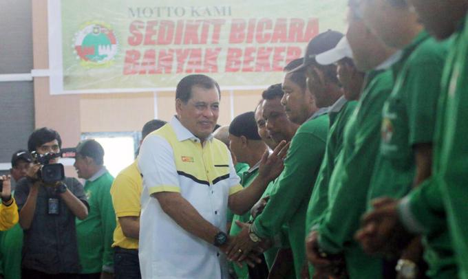 NH Komitmen Kembalikan Koperasi Jadi Soko Guru Perekonomian Indonesia