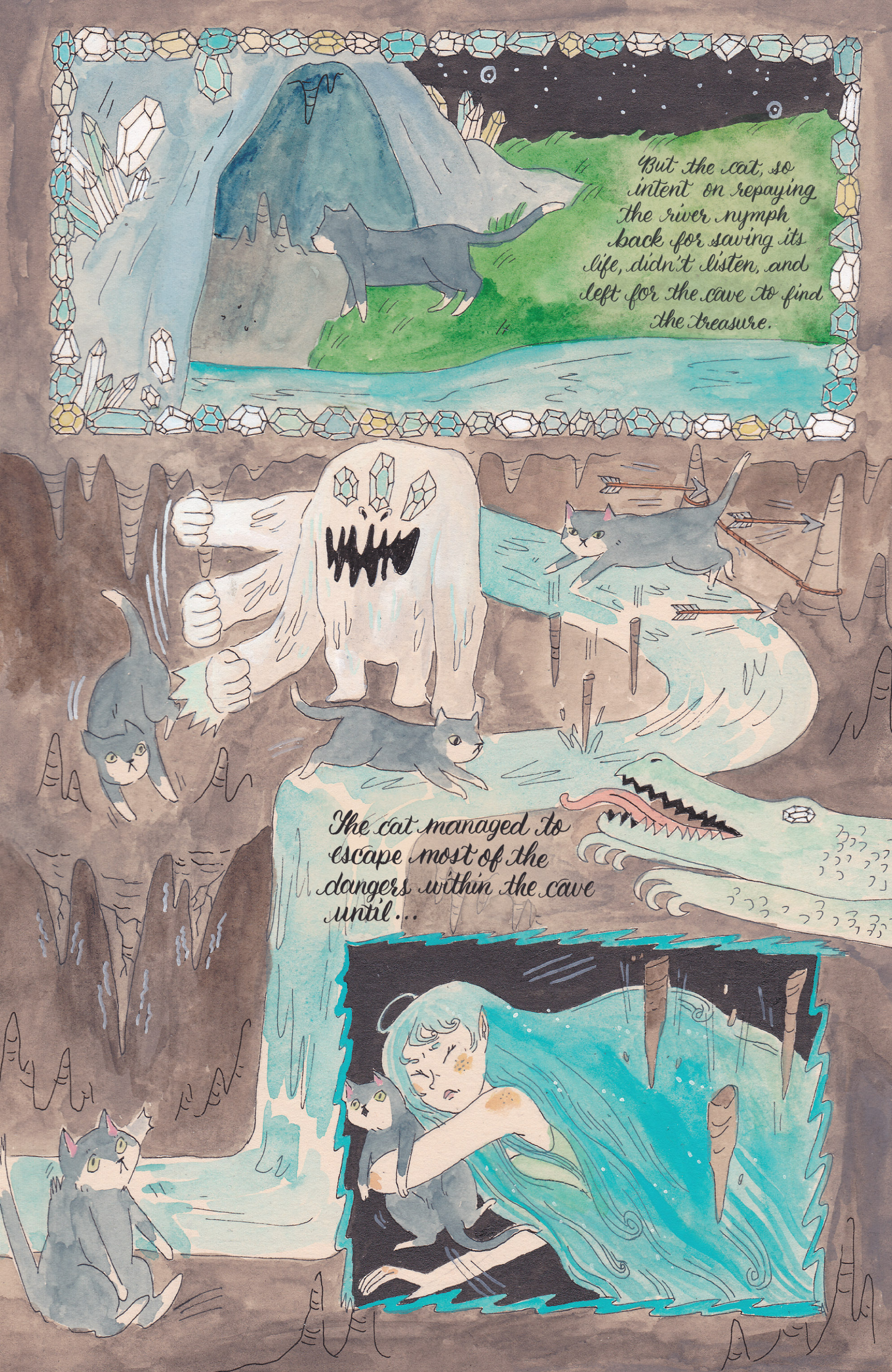 Read online Adventure Time with Fionna & Cake comic -  Issue #6 - 5