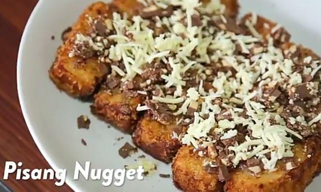 Resep Banana Nugget Ala Kaesang