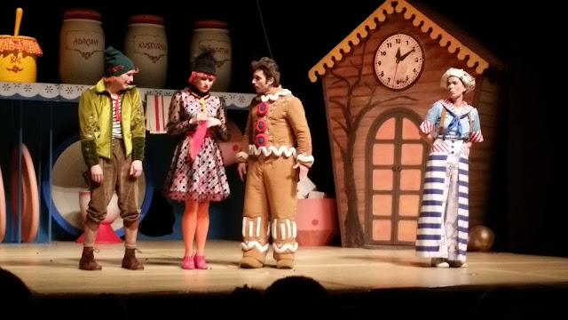çocuk tiyatro bisküvi adam