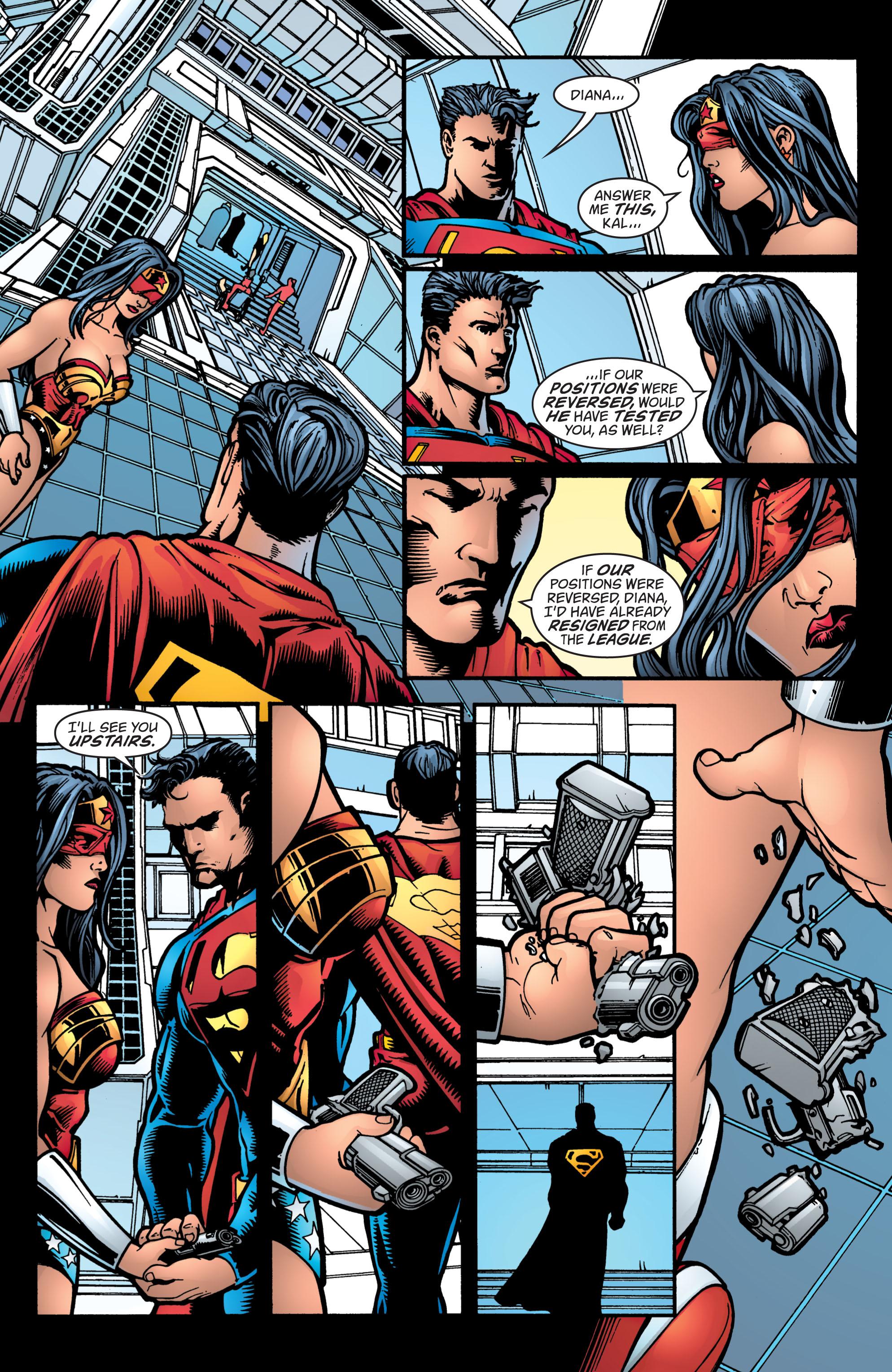 Read online Wonder Woman (1987) comic -  Issue #212 - 10