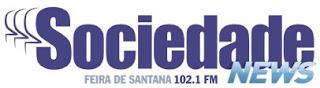 Rádio Sociedade News FM 102,1 de Feira de Santana BA