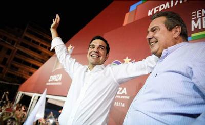 """Οι """"κυβερνώντες: Όλοι μαζί η μνημονιακή Ελλάδα μπορεί"""