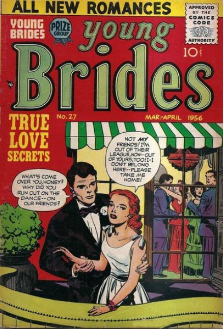 Jack Kirby romance comcs