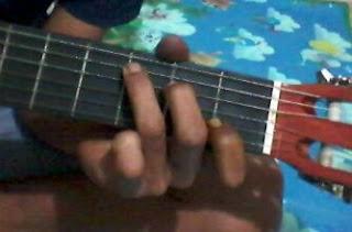 Kunci gitar C mayor