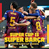 Barcelona came from behind to beat Sevilla in Super Copa