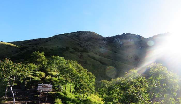 Pos 4 Gunung Sumbing via Banaran