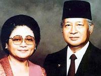 Ini yang dilakukan Presiden Soeharto saat ibu negara dihina