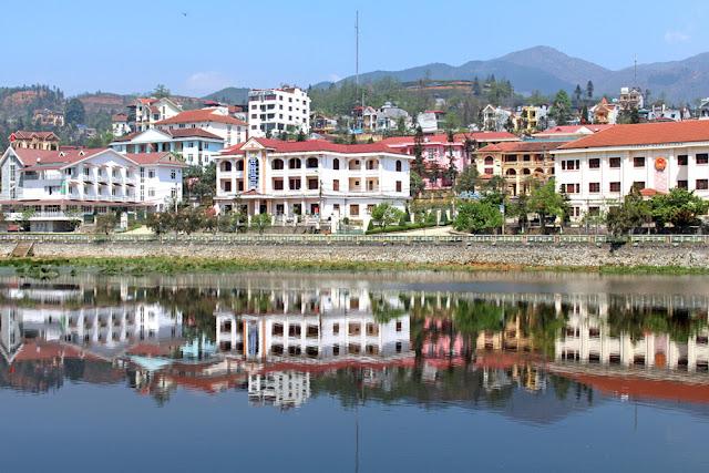 Sapa town, Vietnam - travel blog