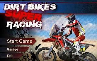 تحميل لعبة سباق موتوسيكلات للكمبيوتر Dirt Bikes Super Racing