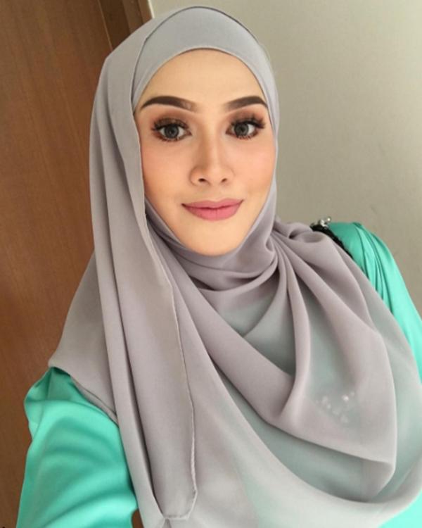 BIODATA PENUH Niena Baharun Pelakon Sayangku Kapten Mukhriz Yang Ramai Tidak Tahu!