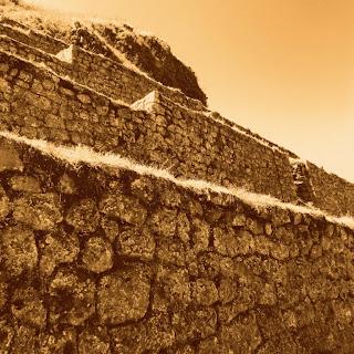 Os Terraços Agrícolas de Pisac