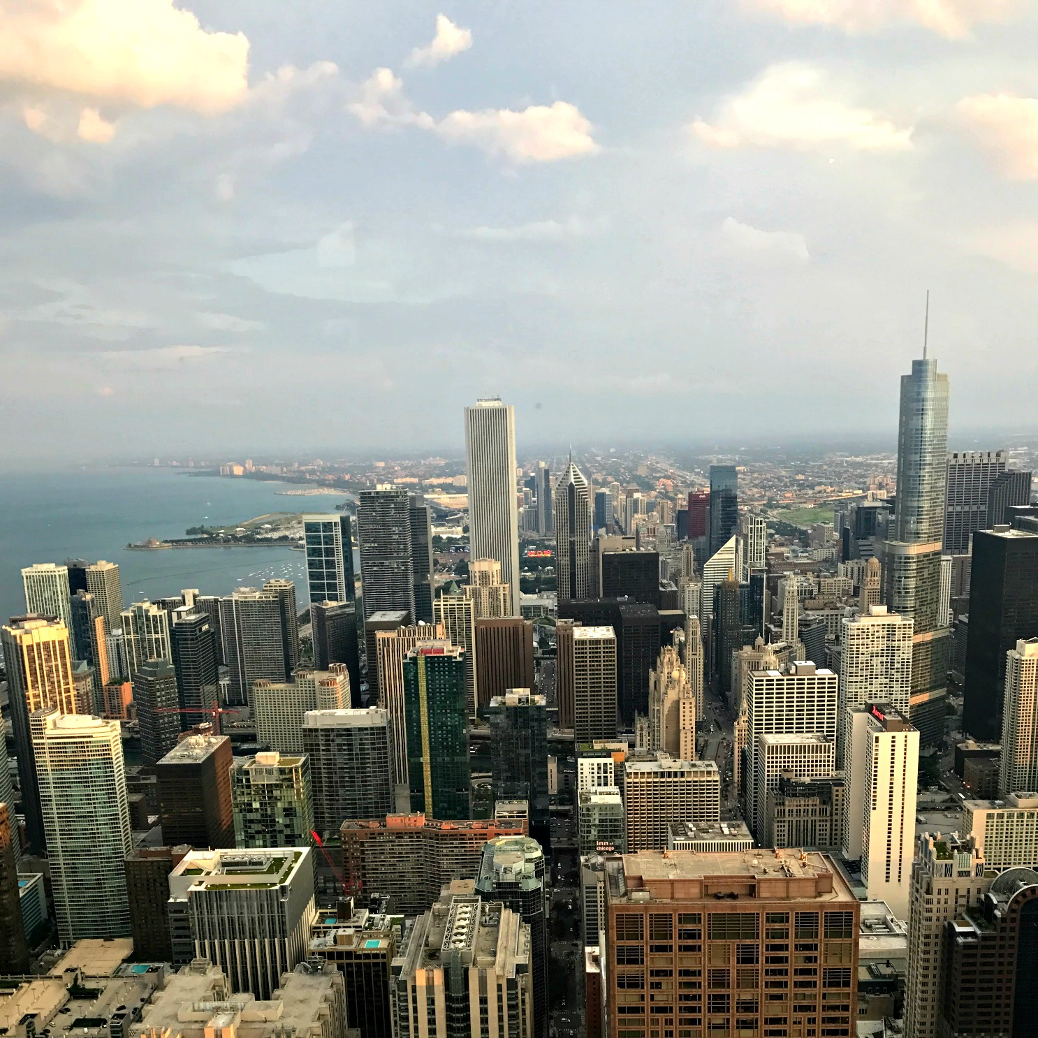 A Little Loveliness A Taste of Chicago The Signature Room at the