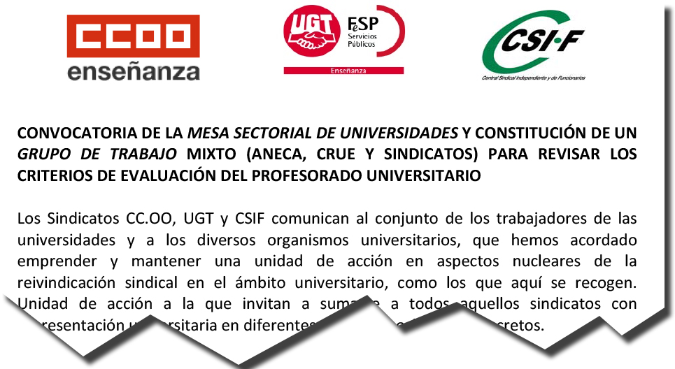 Ccoo universidad de la laguna for Ccoo ensenanza melilla