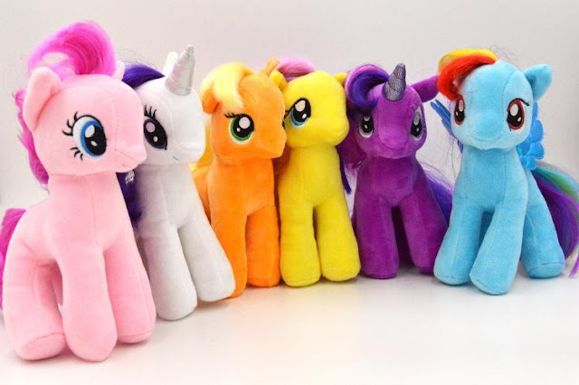 Macam Macam Mainan My Little Pony Yang Cocok Untuk Anak Info Tekno