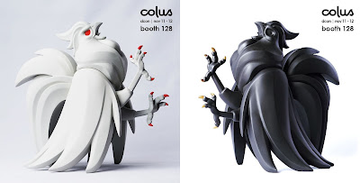 Designer Con 2017 Resin Figure Exclusives by Colus