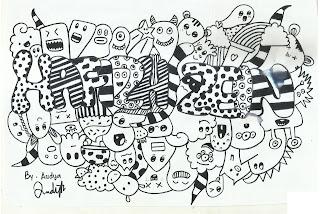 Pengertian Doodle Art