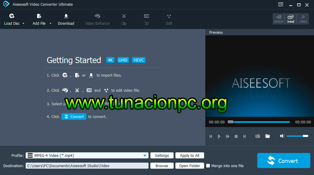 Descargar Aiseesoft Video Converter Ultimate Gratis